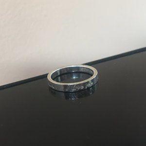 Tiffany & Co. I love you ring